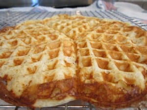 Torill's Table Premium Waffle Mix