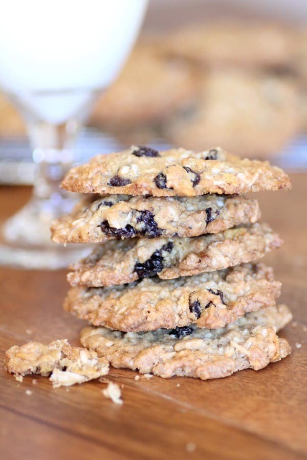 Best Ever Oatmeal Raisin Cookies by Noshing With The Nolands