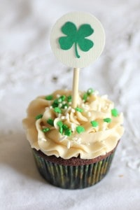 Yummy way to celebrate St. Paddy's Day!!!