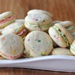 Funfetti Cookies, recipe from Gingerbread Bagels