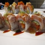Aburi Tuna Roll