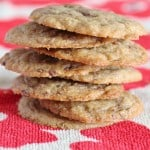 Chocolate Caramilk Cookies