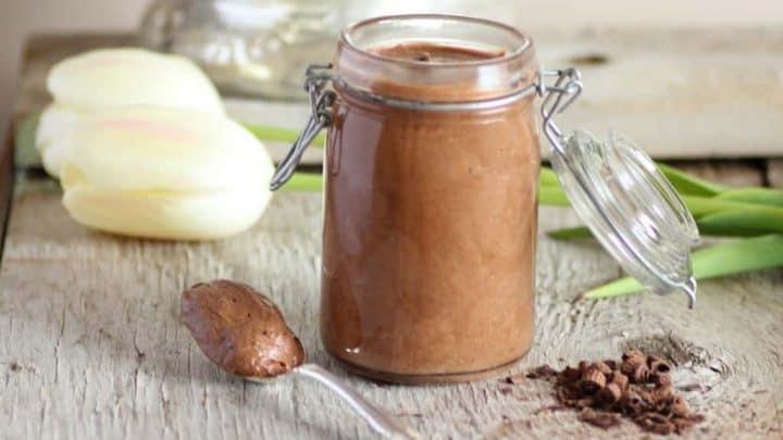 Julia Child's Mousseline Au Chocolat (Chocolate Mousse)