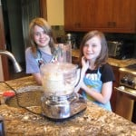 Making the Food Processor Pasta Dough