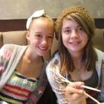 Jenna and Amber