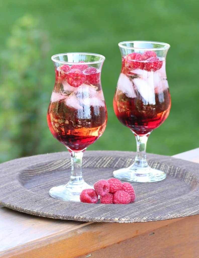 Cowgirl Raspberry Sparkler by Noshing With The Nolands