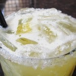 Pinapple Ginger Margarita