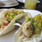 Dominical Fish Tacos