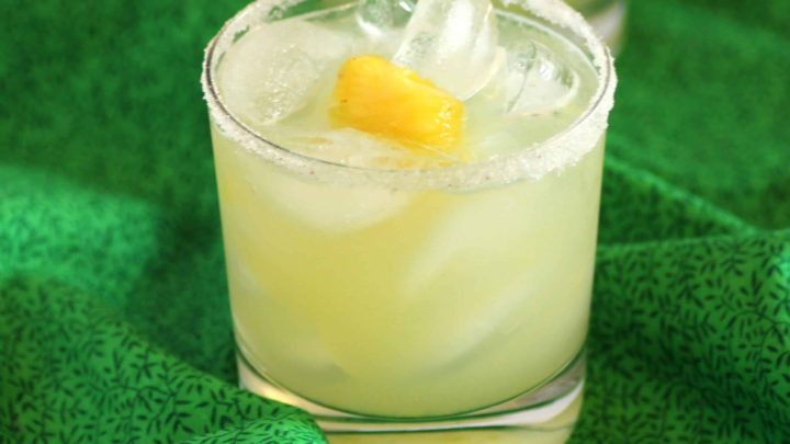Earls Pineapple Ginger Margarita
