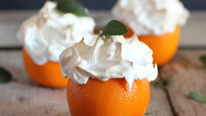 Oranges En Surprise for All Things Orange at #SundaySupper