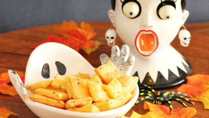 Halloween Cheez-Its