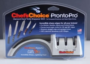 Chef's Choice ProntoPro Knife Sharpener