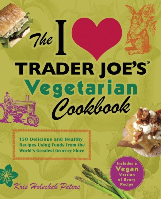 Front cover of Trader Joe's Cookbook