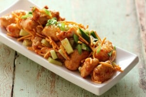 #VHExcitement Sweet Thai Chili Chicken