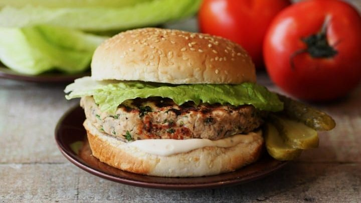 Salmon Burgers for #WeekdaySupper