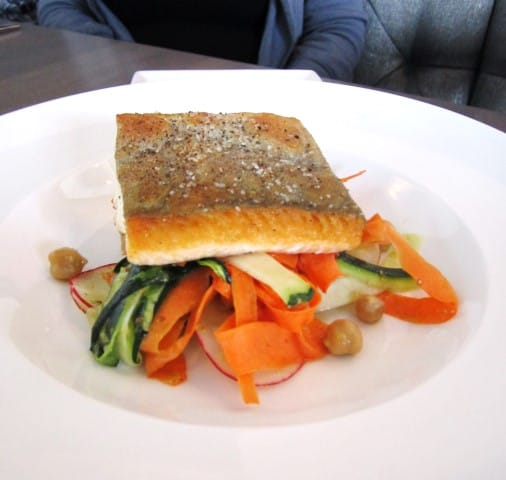 Seared Arctic Char