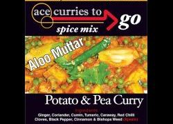 Potato Pea Curry