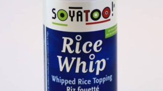 SoyaToo Rice Whip