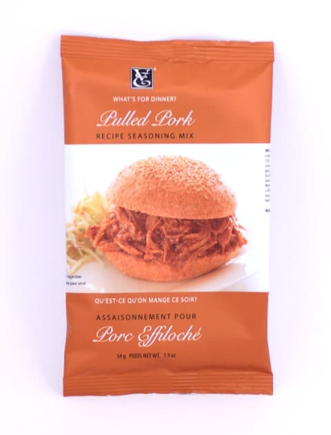 Epicure Pulled Pork Package