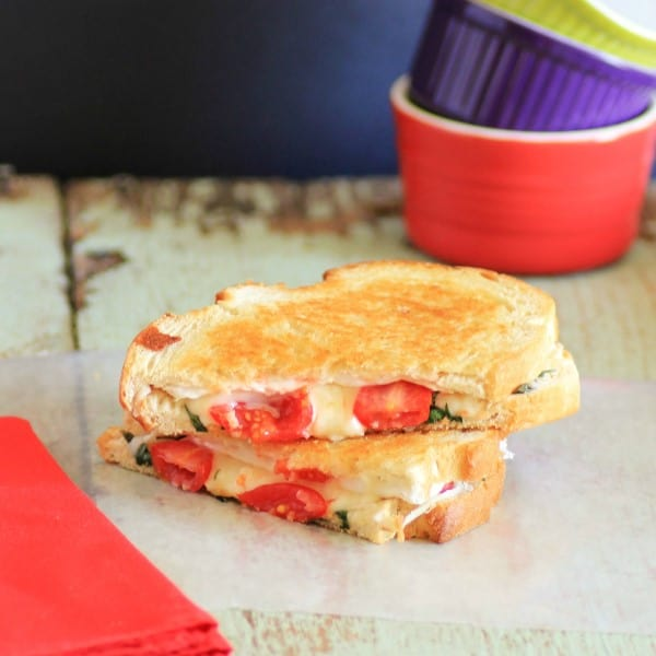 French Brie Grilled Cheese Sandwich (4) (Custom)
