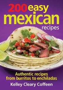 200 Easy Mexican Recipes cookbook cover