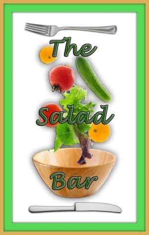 The Salad Bar Custom logo