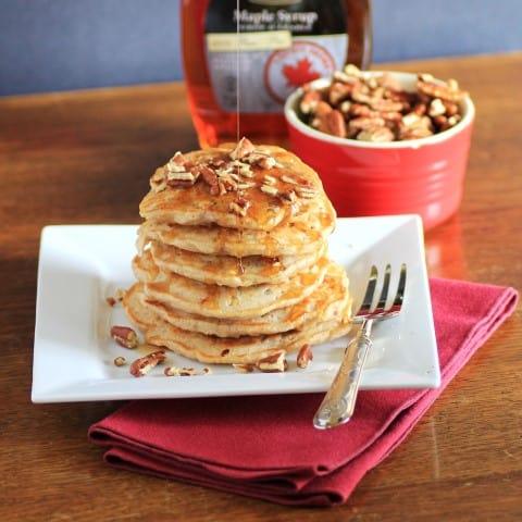 Apple Oatmeal Flapjacks (Small)
