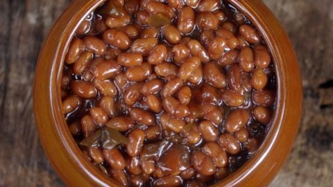 Baked Beans by My Catholic Kitchen