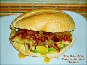 Chicken Sandwich (Small)