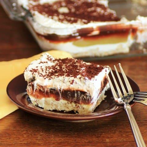 Sex in a pan recipe dessert