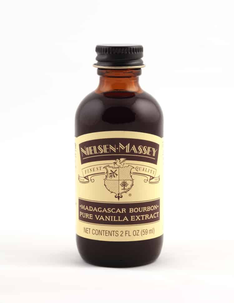 Bottle of pure Vanilla extract