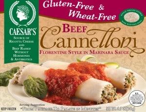 Caesar's Gluten Free Pasta
