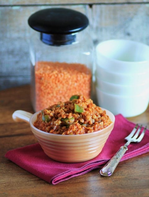 Lentils Ole (Small)