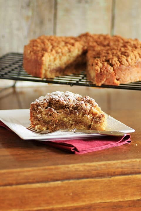 Amazing Pecan Coffee Cake Recipes — Dishmaps