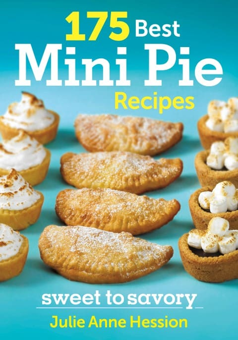 175 Mini Pie recipes cookbook cover