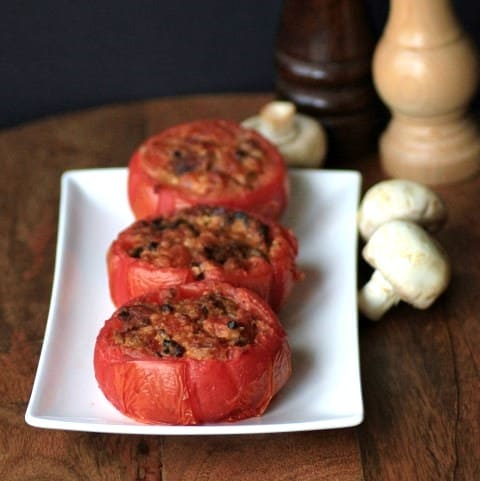 Stuffed Smoked Tomatoes (Small)