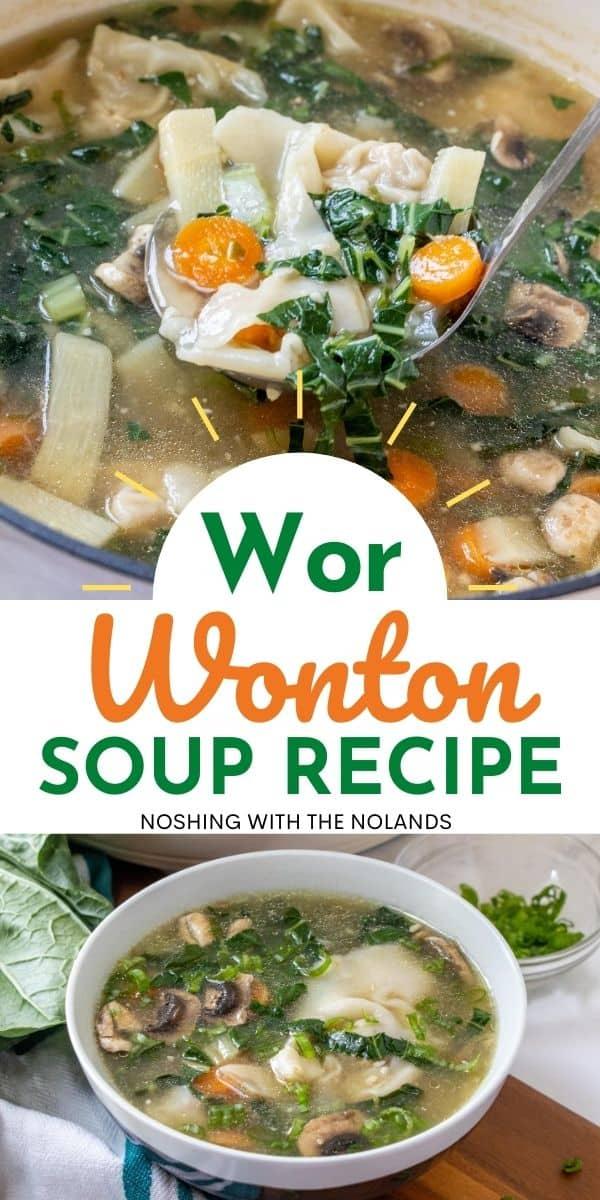 Wot Wonton Soup Pin
