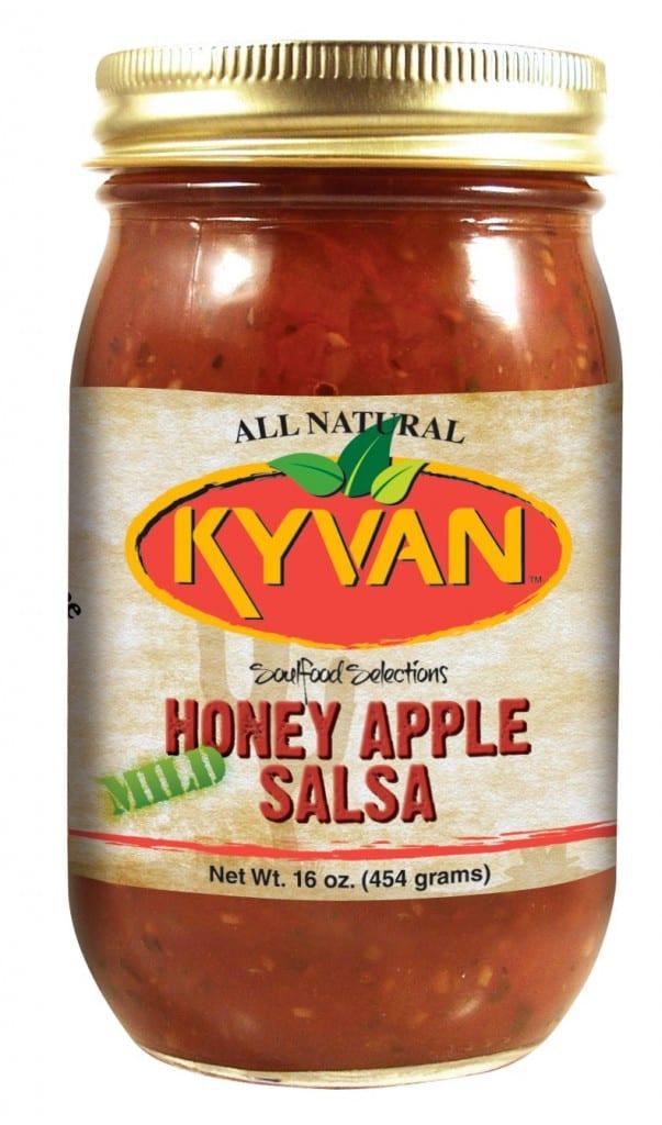 Honey Apple Salsa