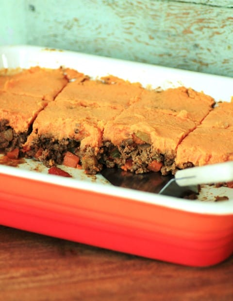 Sweet Potato Sheperd's Pie (Small)