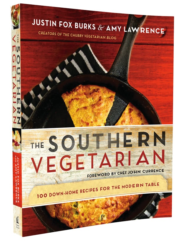 The Southern Vegetarian Cookbook Cover
