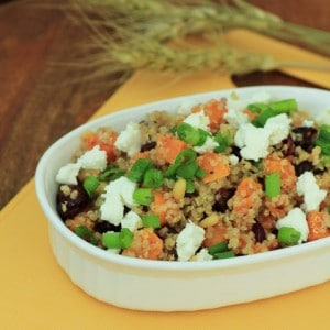Sweet Potato and Quinoa Salad (Small)