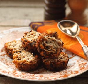 mushroom-stuffing-cups-