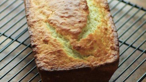 Apple Pecan Buttermilk Quick Bread
