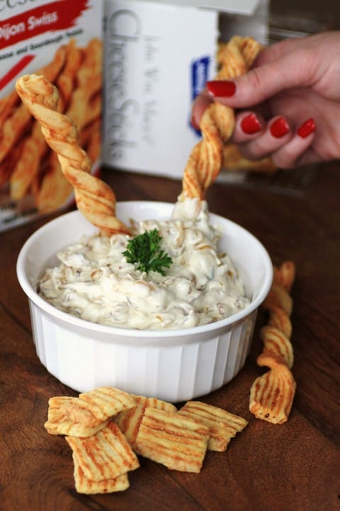 Caramelized Onion and Bacon Dip by Noshing With The Nolands (2) (Small)