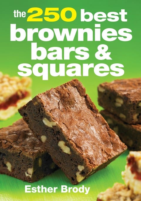 250 Best Brownies Cover of cook book