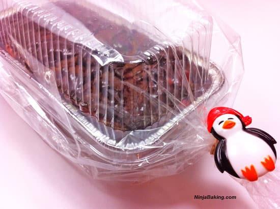 M & M Chocolate Pumpkin Loaf3