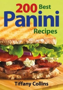 Panini Cookbook (Small)
