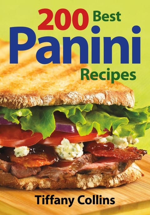 Panini Cookbook Cover