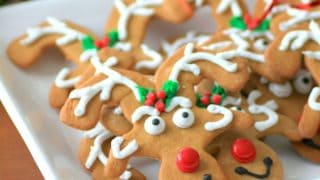 Reindeer Cookies for #ChristmasWeek #Giveaway