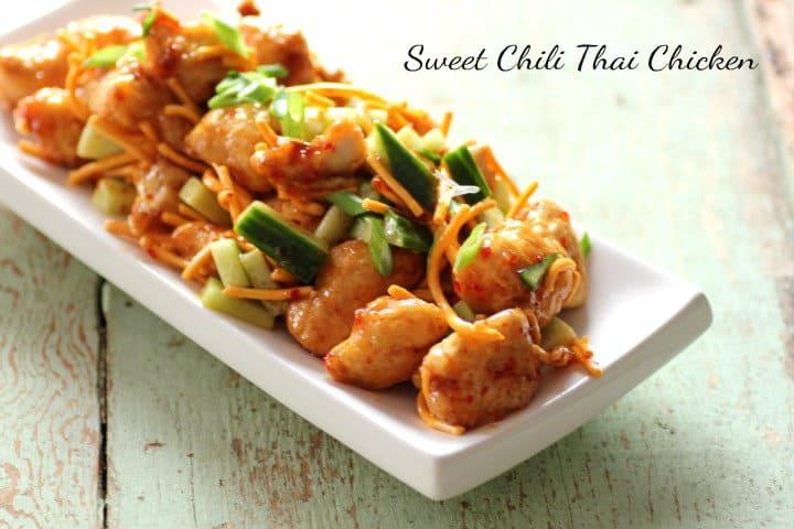 Sweet Chili Thai Chicken